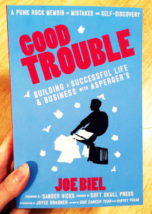 good trouble book cover