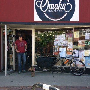 omaha bicycle company storefront