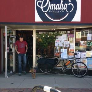 omaha bicycle company storefront
