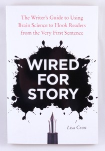 Wired for Story by Lisa Cron book cover