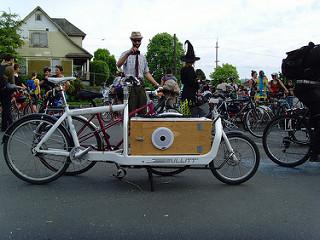 sound bike