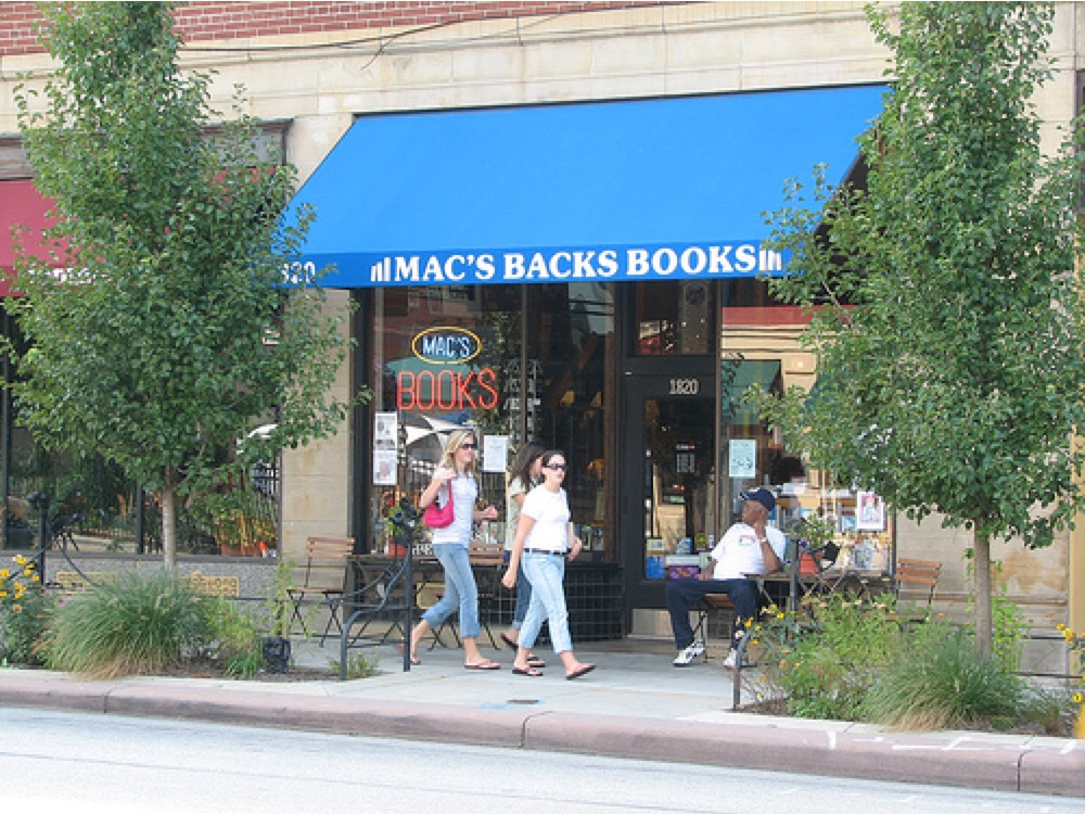 macs backs bookstore in cleveland