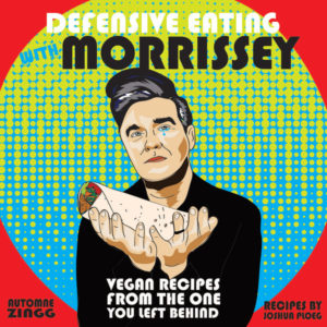 sad moz vegan cookbook cover