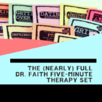graphic for the (nearly) full five-minute therapy pack