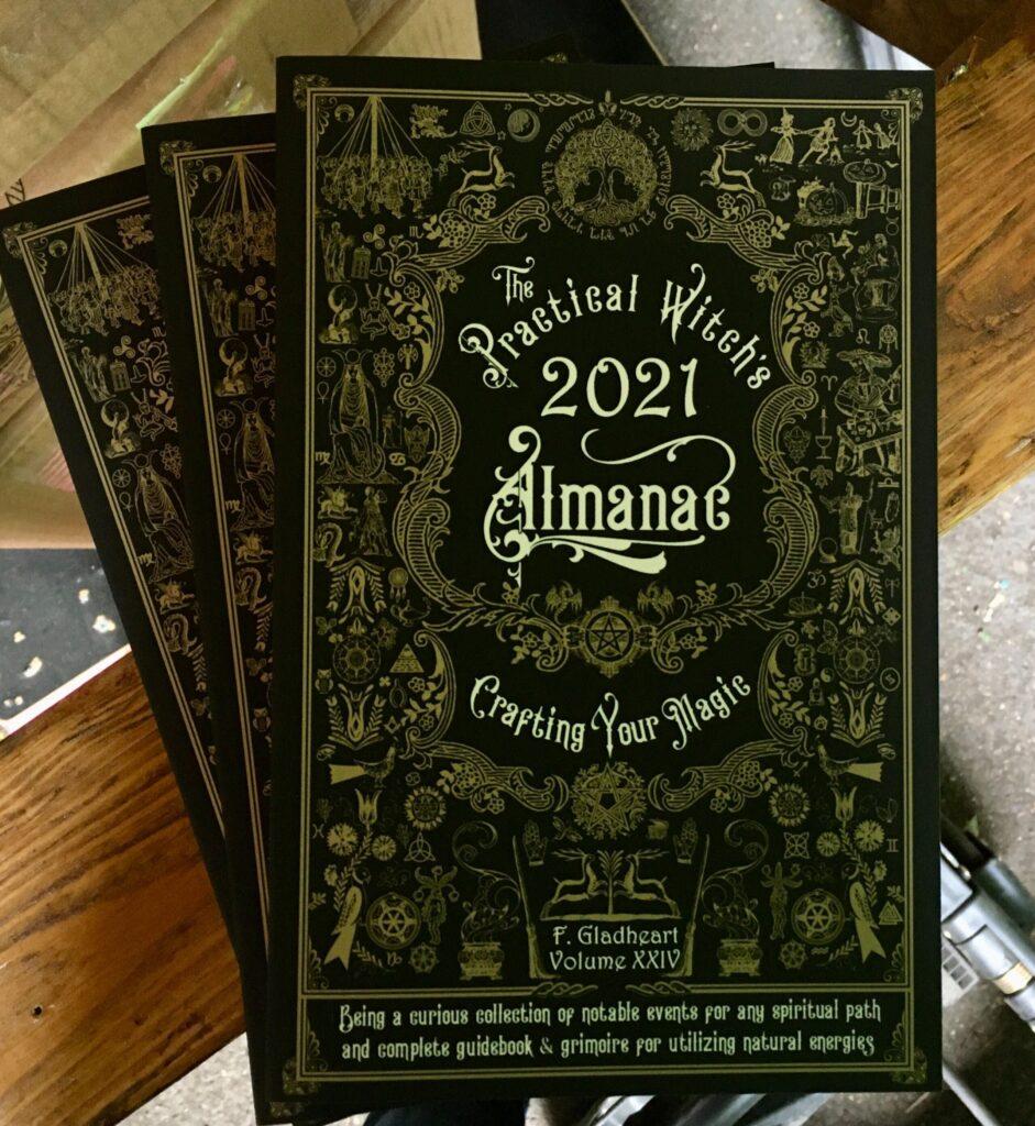 3 ornate books