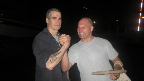 bob suren meets henry rollins