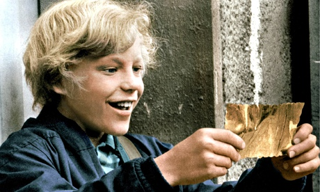 charlie and the golden ticket