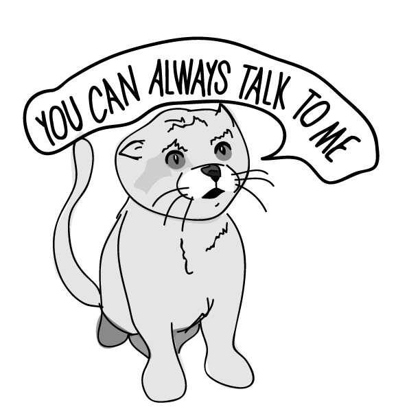 consensuality cat by meggyn pomerleau