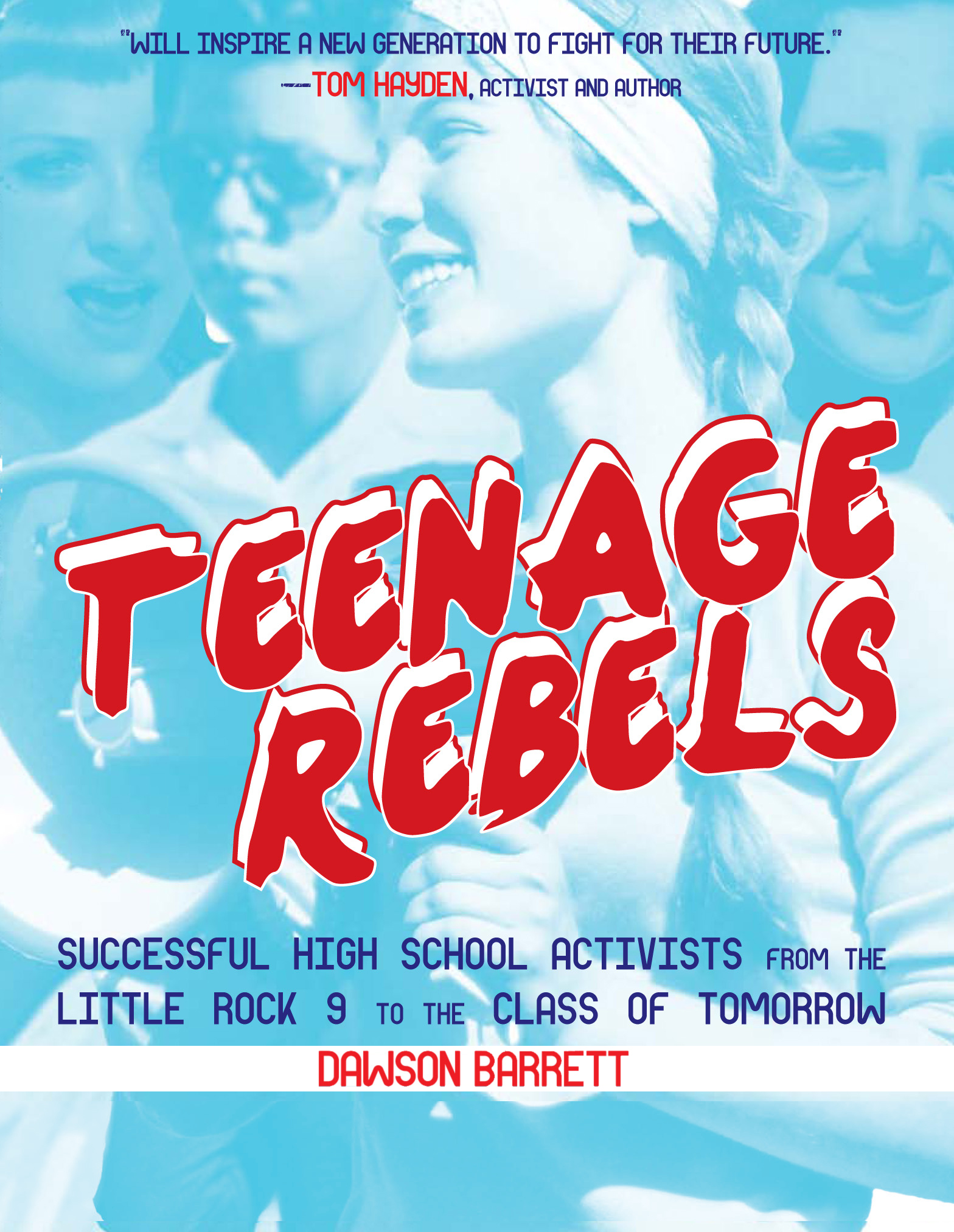 Teenage rebels cover