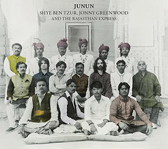 junun album cover