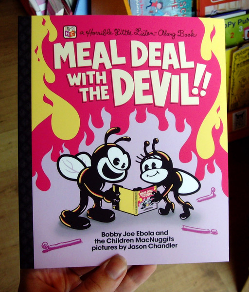 meal deal book cover