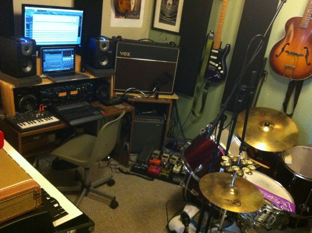 jeff hayes music studio