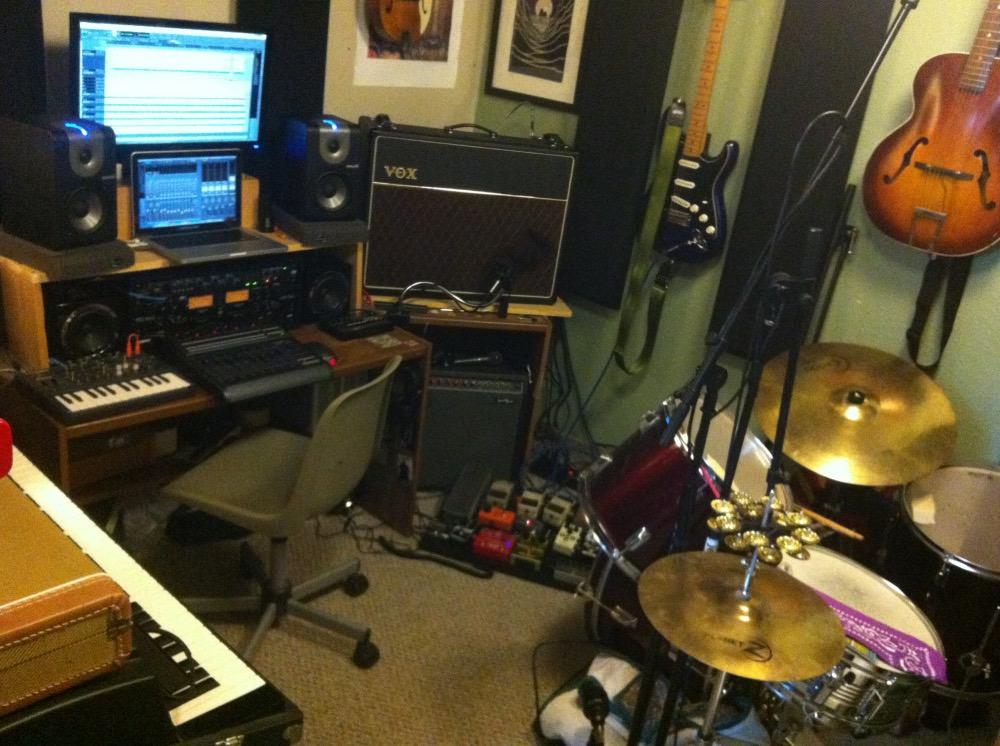 jeff hayes music studio