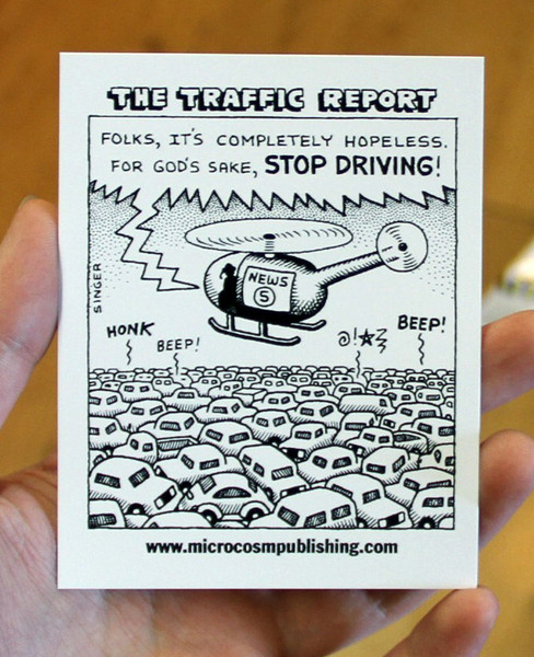andy singer traffic report
