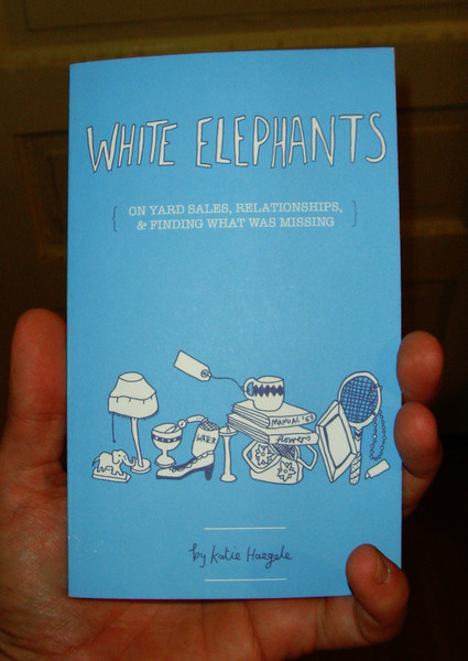 white elephants book cover
