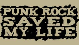 Patch #194: Punk Rock Saved My Life