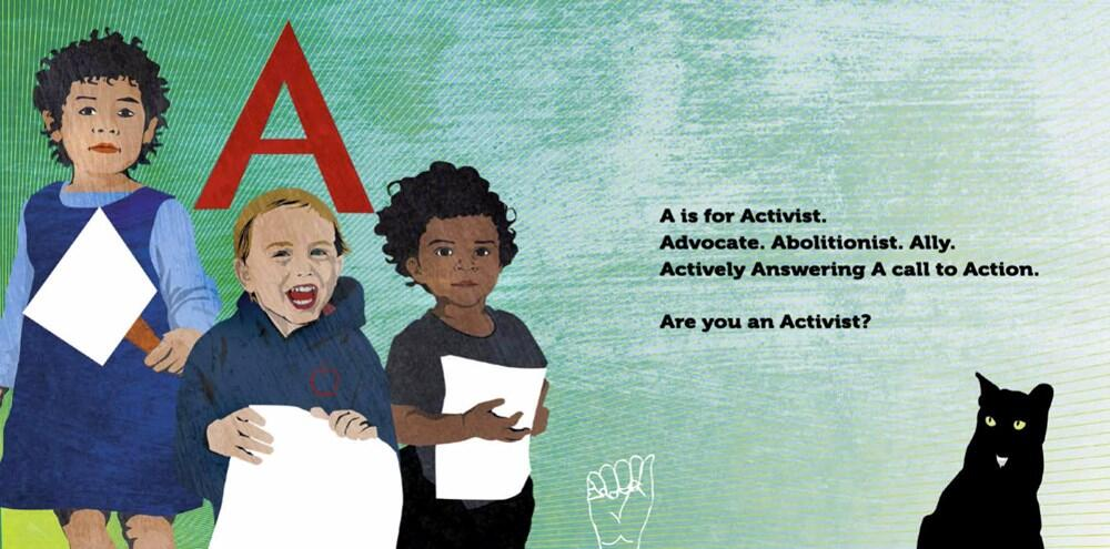 """A"" is for Activist  image #3"
