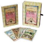 Sacred Sites Oracle Cards: Harness Our Earth's Spiritual Energy to Heal Your Past, Transform Your Present, and Shape Your Future