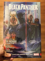 Black Panther Vol. 1 - A Nation Under Our Feet (Hardcover)