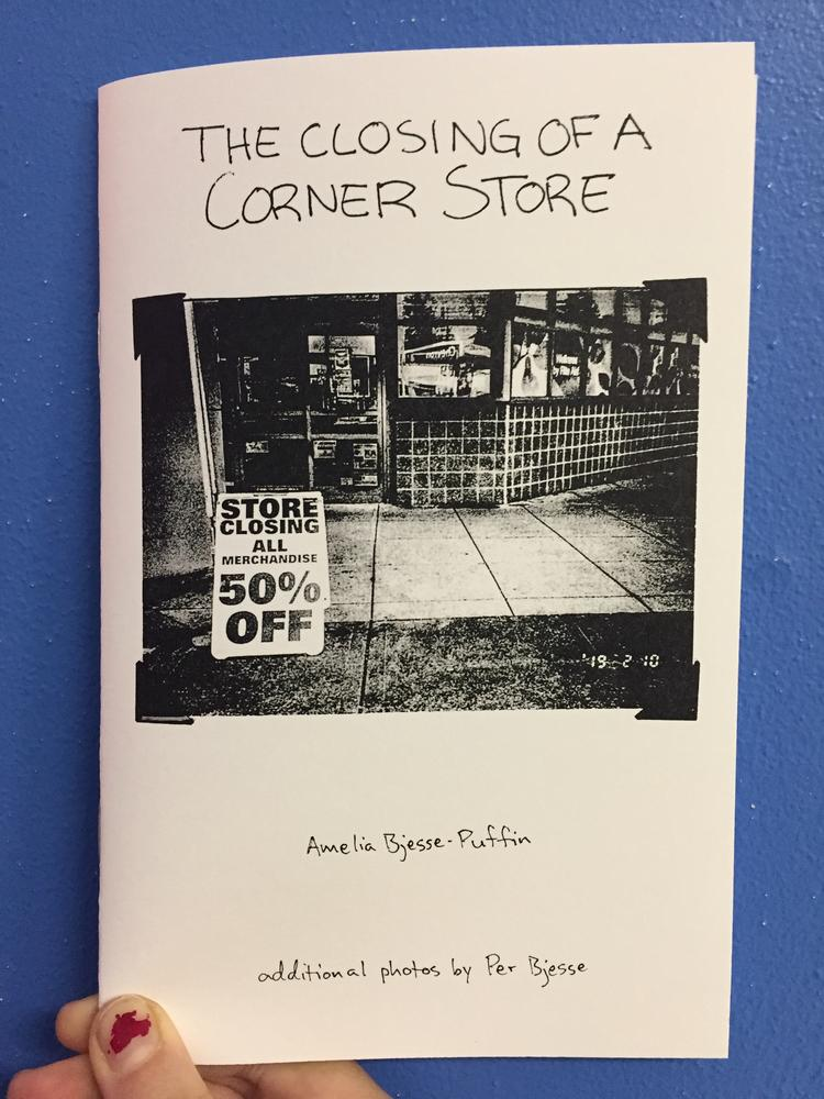 The Closing of a Corner Store