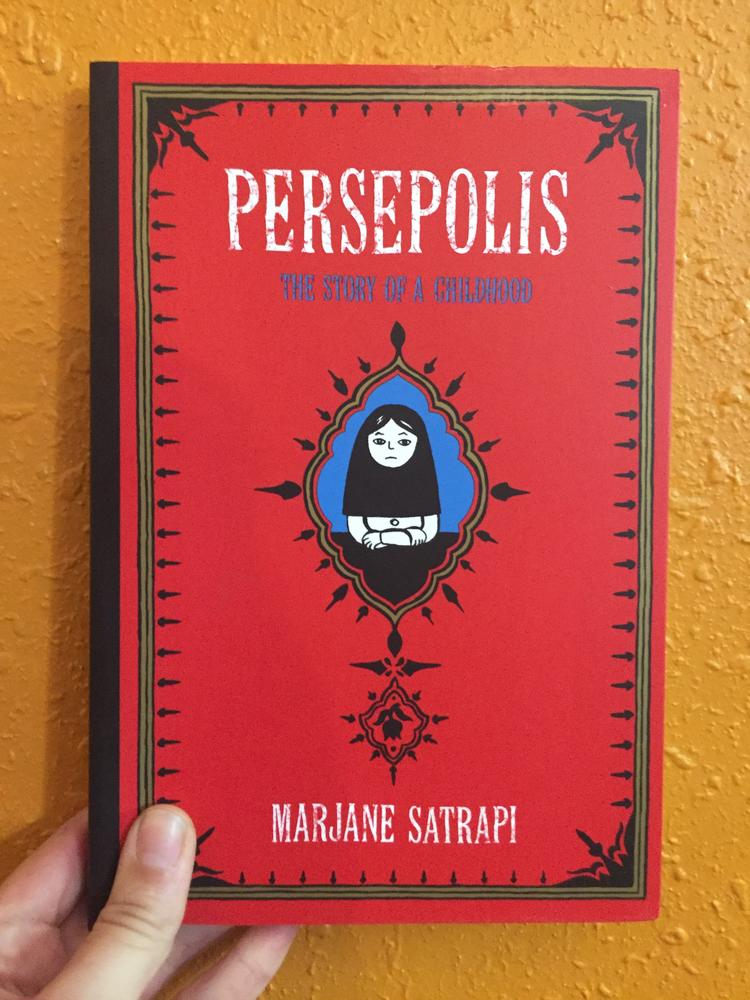 Persepolis The Story Of A Childhood Microcosm Publishing