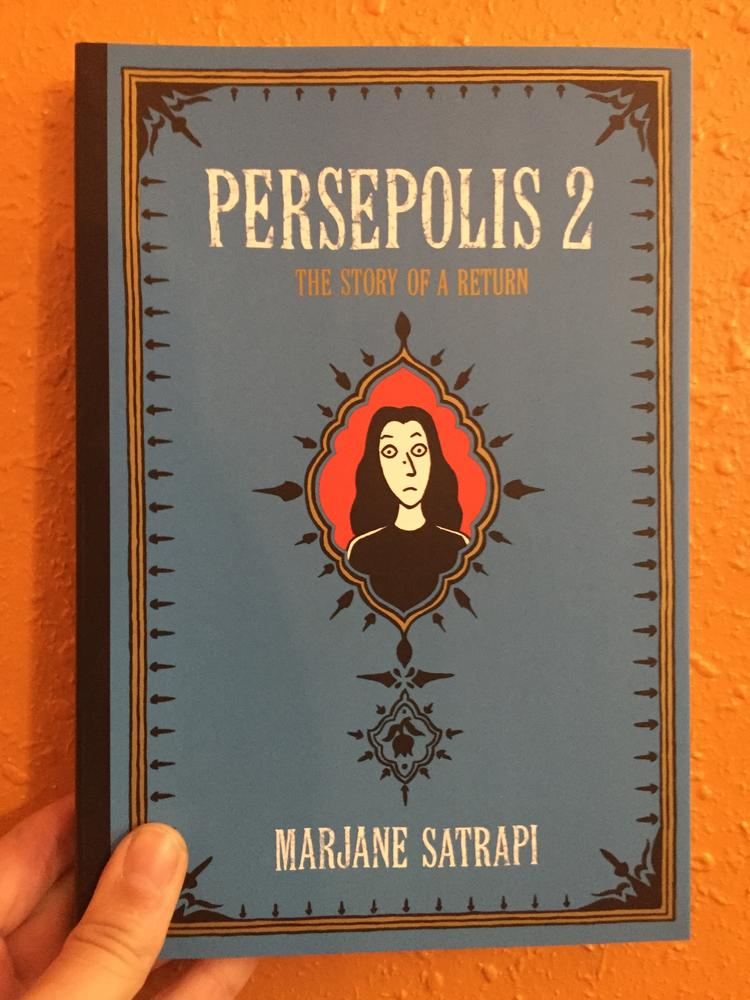 Persepolis 2 The Story Of A Return Microcosm Publishing