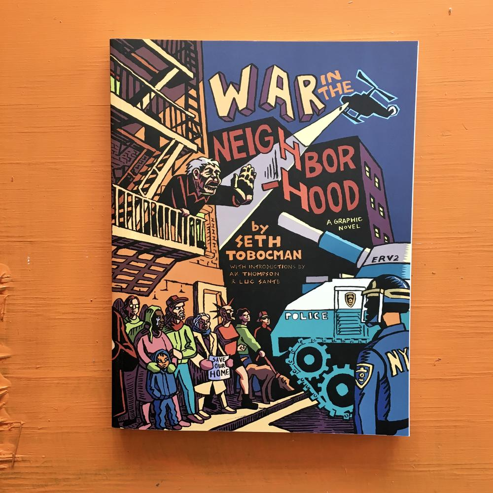 War in the Neighborhood: A Graphic Novel