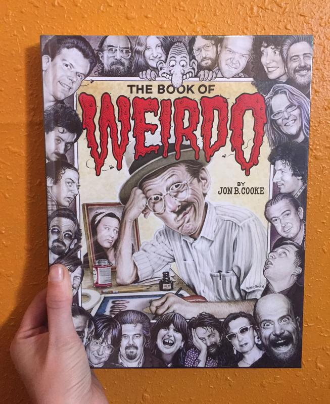 A Retrospective of R Crumbs Legendary Humor Comics Anthology The Book of Weirdo