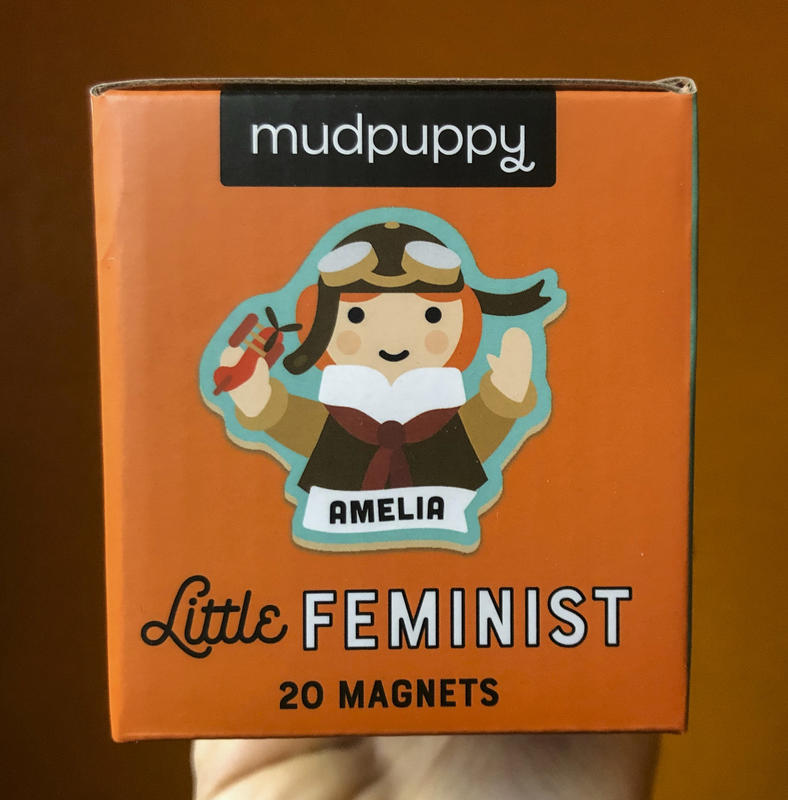 Little Feminist Box of Magnets image #2