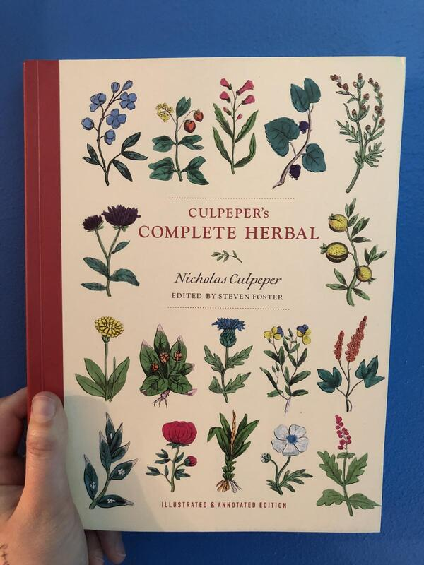 Culpeper's Complete Herbal: Over 400 Herbs and their Uses image #1