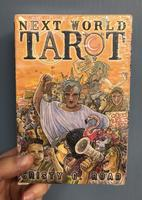 Next World Tarot (card deck): Written & Illustrated by Cristy C. Road