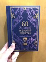 60-Second Memory Journal: A Yearlong Happiness Chronicle