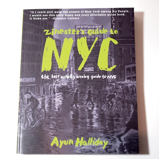 Zinester's Guide to NYC image #1