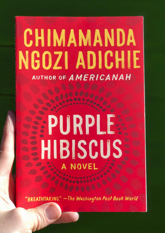 Purple Hibiscus A Novel Microcosm Publishing