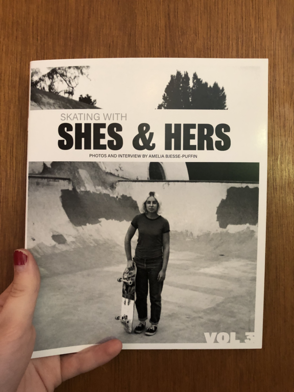 Skating with Shes and Hers #3: Photos and Interviews