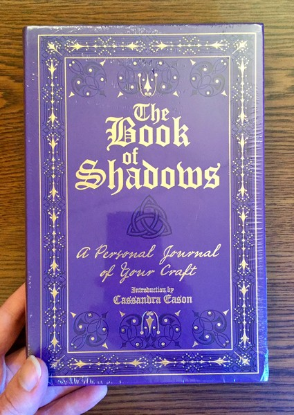 book of shadows a personal journal of your craft microcosm publishing