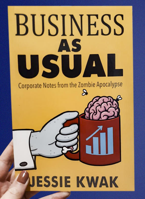 Business As Usual: Corporate Notes from the Zombie Apocalypse