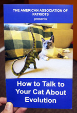 How To Talk To Your Cat About Evolution
