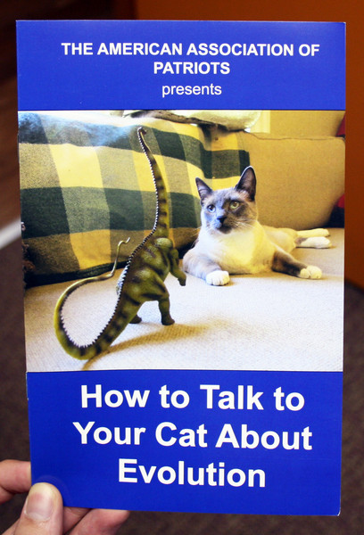 How To Talk To Your Cat About Evolution Microcosm Publishing