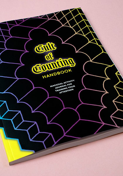cover with a honeycomb of bits to count