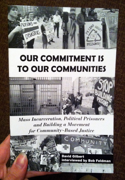 Our Commitment is to Our Communities zine cover