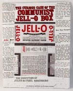 The Curious Case of the Communist Jell-O Box: The Execution of Julius & Ethel Rosenberg