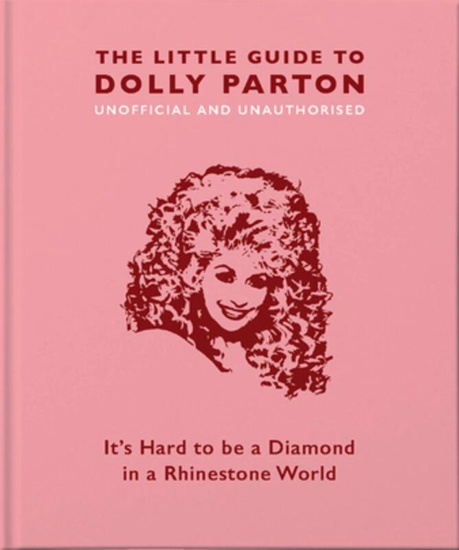 a stylized illustration of Dolly Parton.
