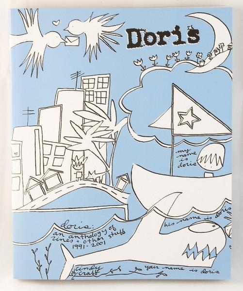 db6a5bc9f2 Doris Book  an anthology 1991-2001