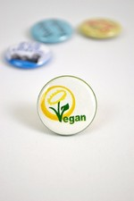 Pin #056: Vegan Flower