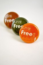 Pin #214: Live Free or Drive!
