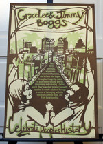Grace Lee & Jimmy Boggs poster