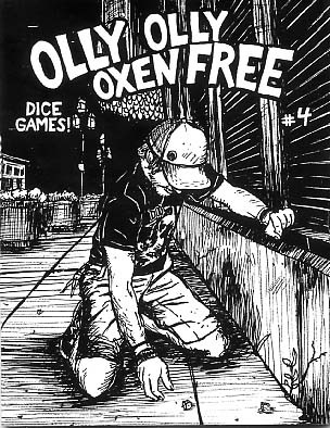 Olly Olly Oxen Free 4 Microcosm Publishing