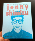 The Life and Times of Butch Dykes Issue 2, Vol 3: Jenny Shimizu