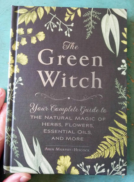 the green witch book near me